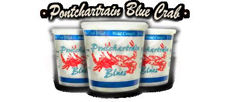 Pontchartrain Blue Crab